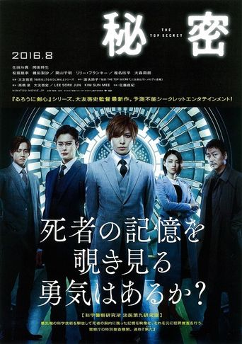 The Top Secret : Murder in Mind Poster