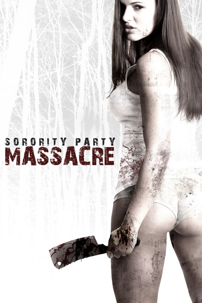 Sorority Party Massacre Poster