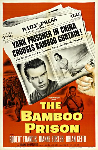 The Bamboo Prison Poster