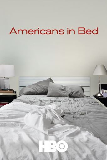 Americans in Bed Poster