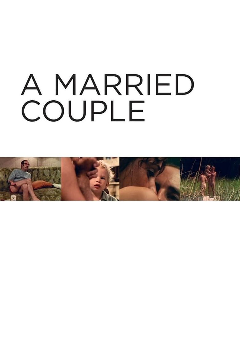 A Married Couple Poster