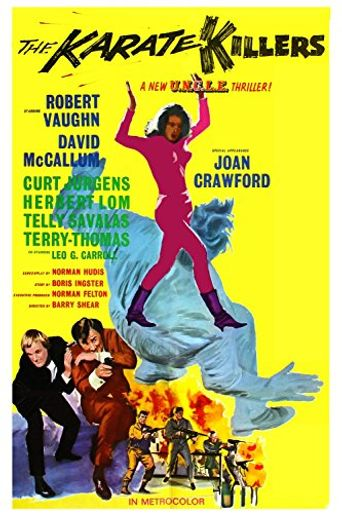 Watch The Karate Killers