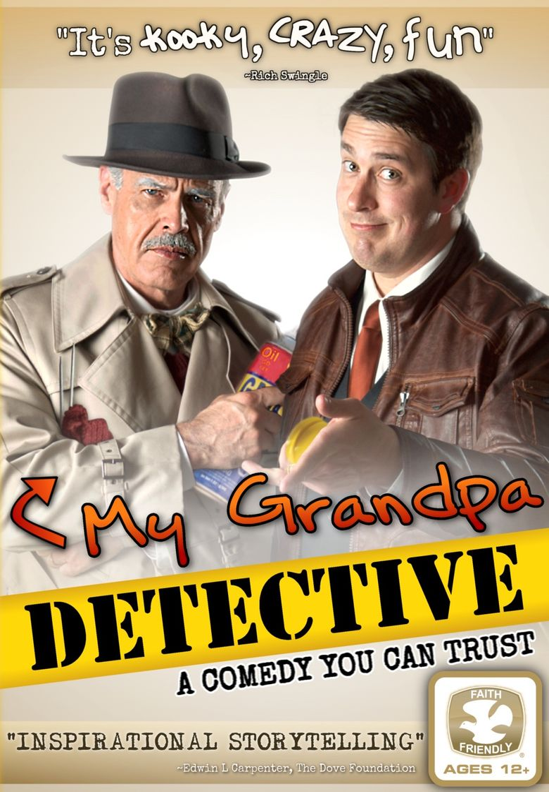 My Grandpa Detective Poster