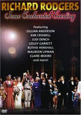 Richard Rodgers: Some Enchanted Evening Poster