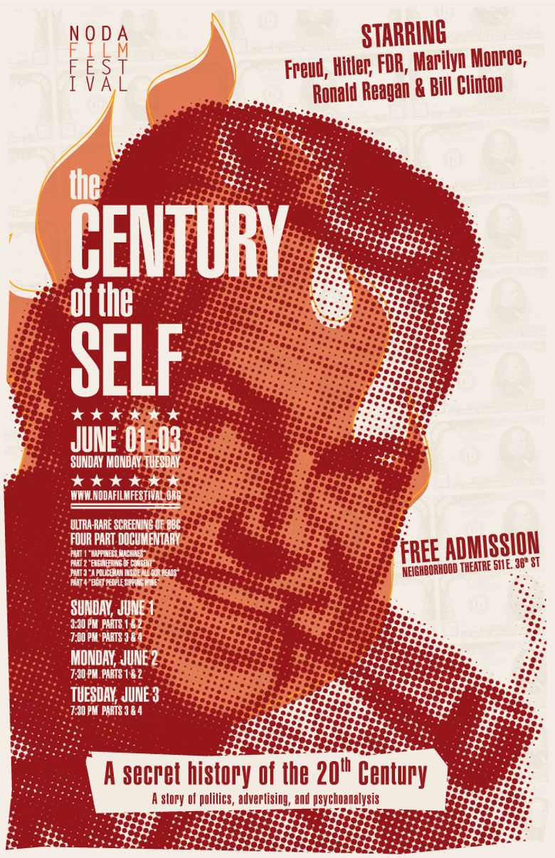 The Century of the Self Poster
