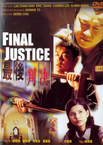 Final Justice Poster