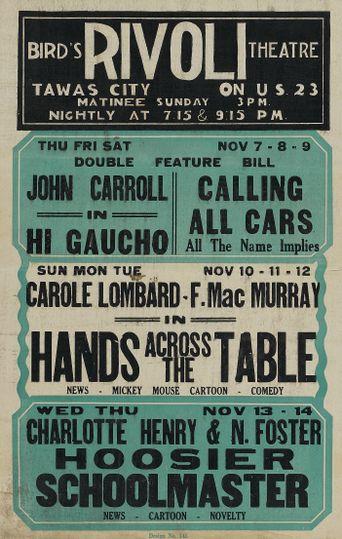 Hi, Gaucho! Poster