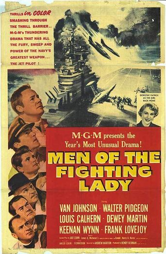 Men of the Fighting Lady Poster