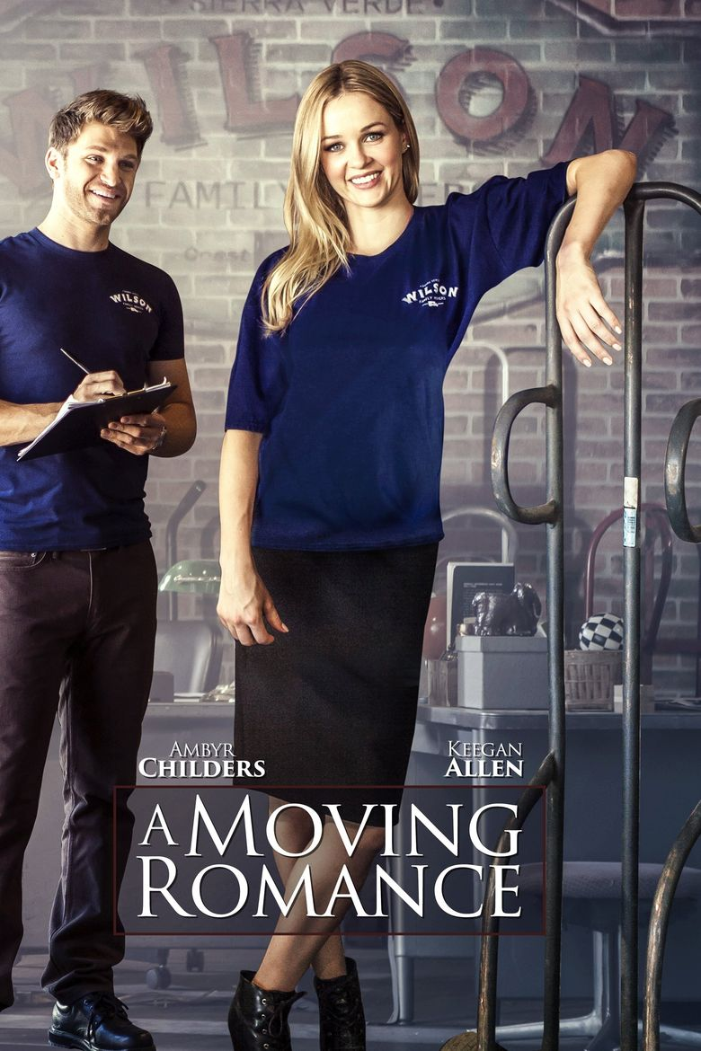 A Moving Romance Poster