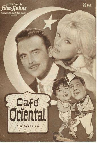 Café Oriental Poster