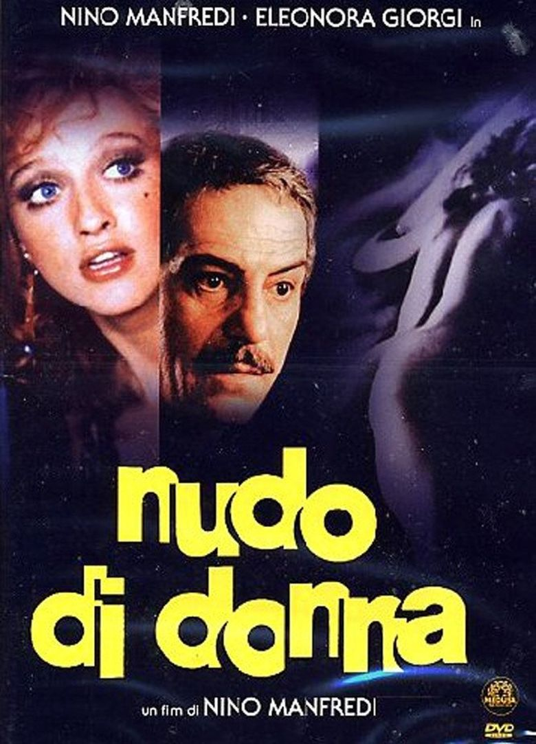 Nudo di donna Poster
