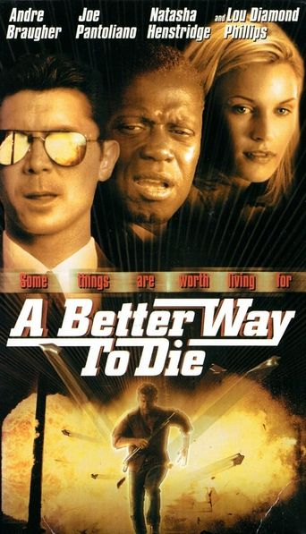 A Better Way to Die Poster