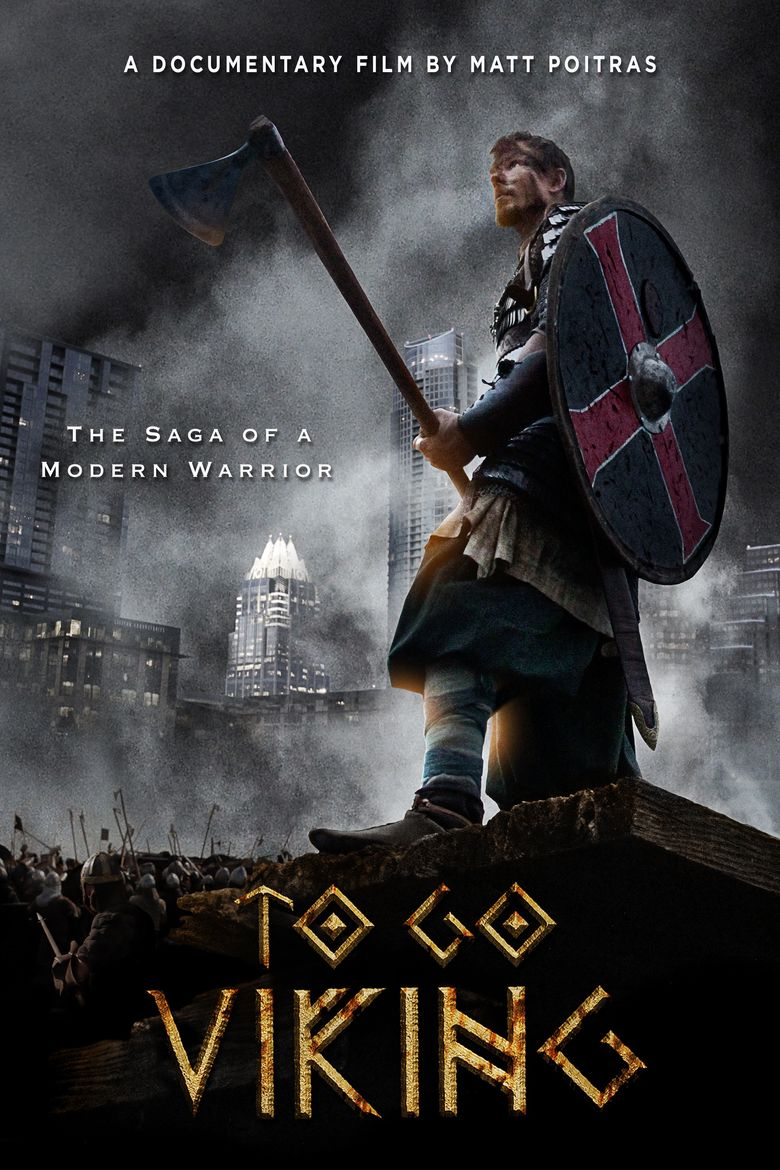 To Go Viking Poster
