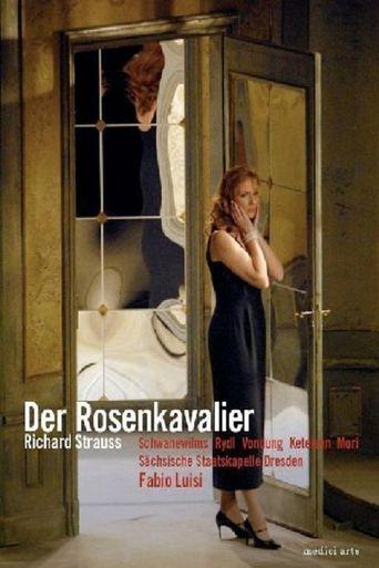 Der Rosenkavalier Poster