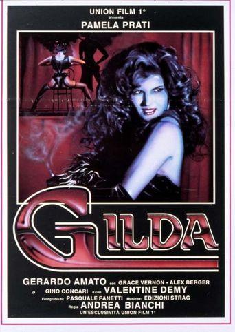 Io Gilda Poster