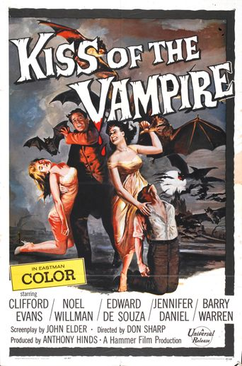 Watch The Kiss of the Vampire