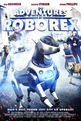 The Adventures of RoboRex Poster