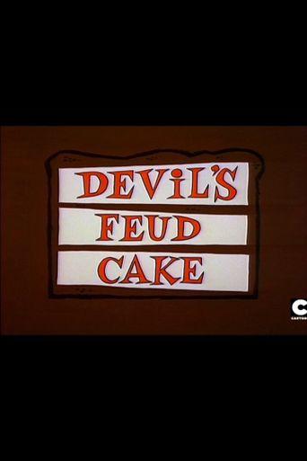 Devil's Feud Cake Poster