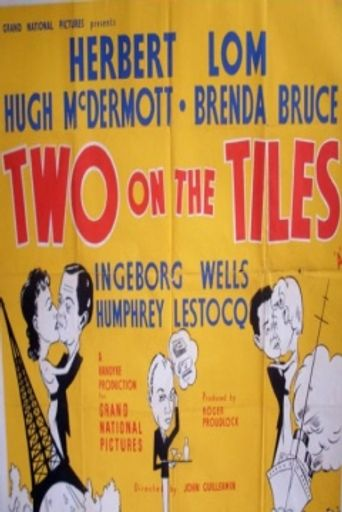 Two on the Tiles Poster