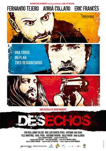 Desechos Poster