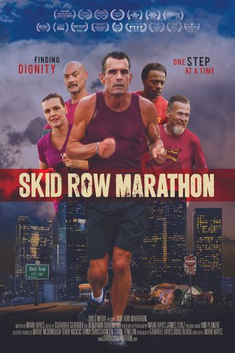 Skid Row Marathon Poster