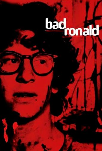 Bad Ronald Poster