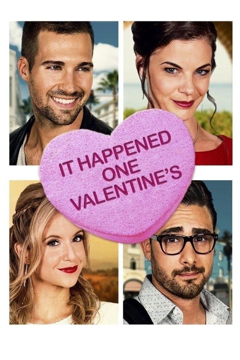 It Happened One Valentine's Poster