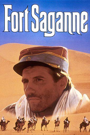 Fort Saganne Poster