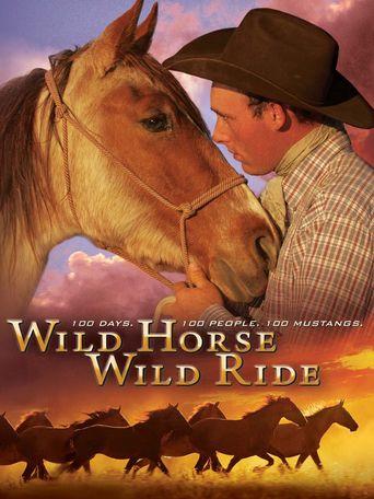 Wild Horse, Wild Ride Poster