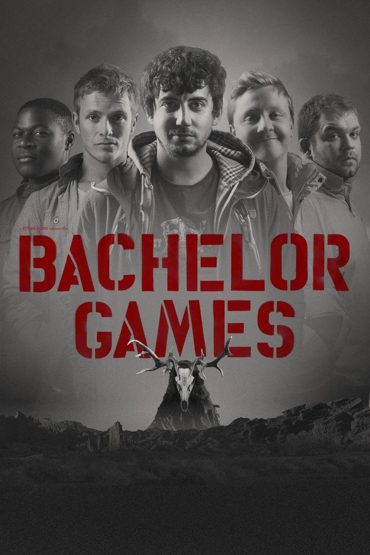 Bachelor Games Poster