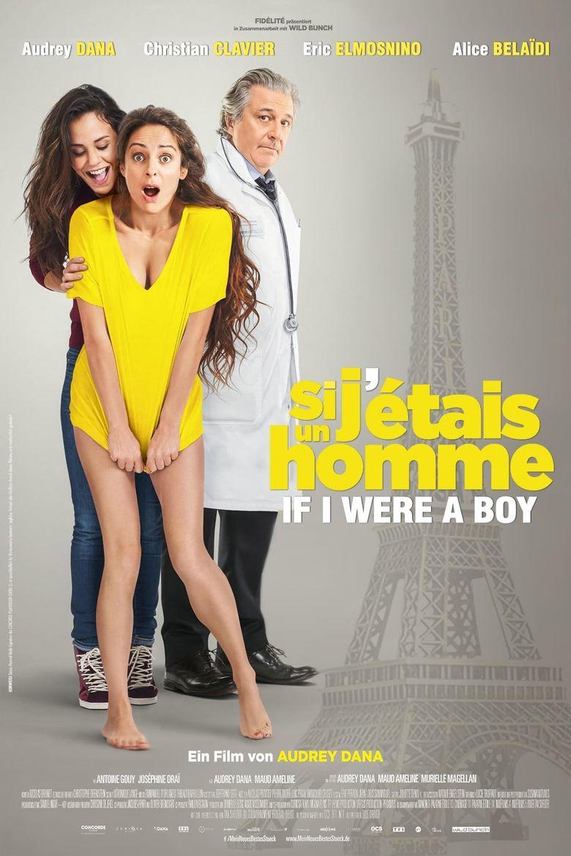If I Were a Boy Poster