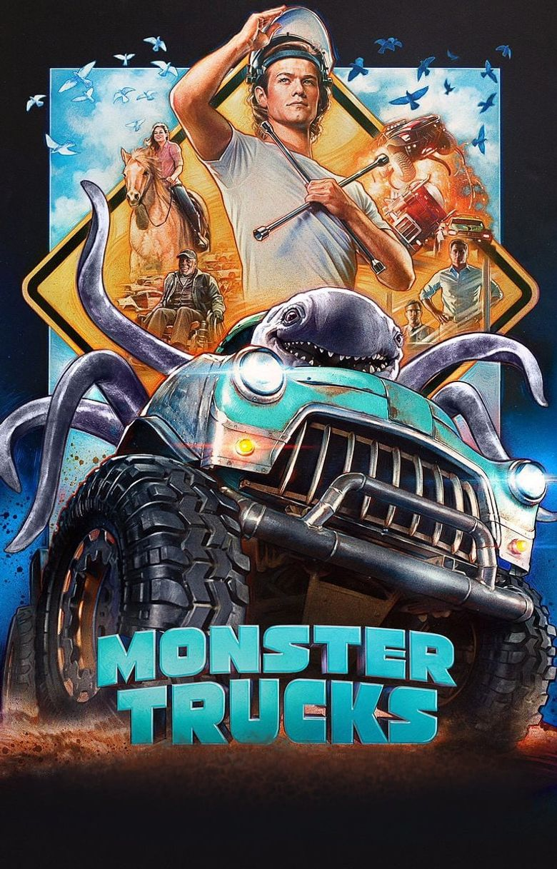 Watch Monster Trucks