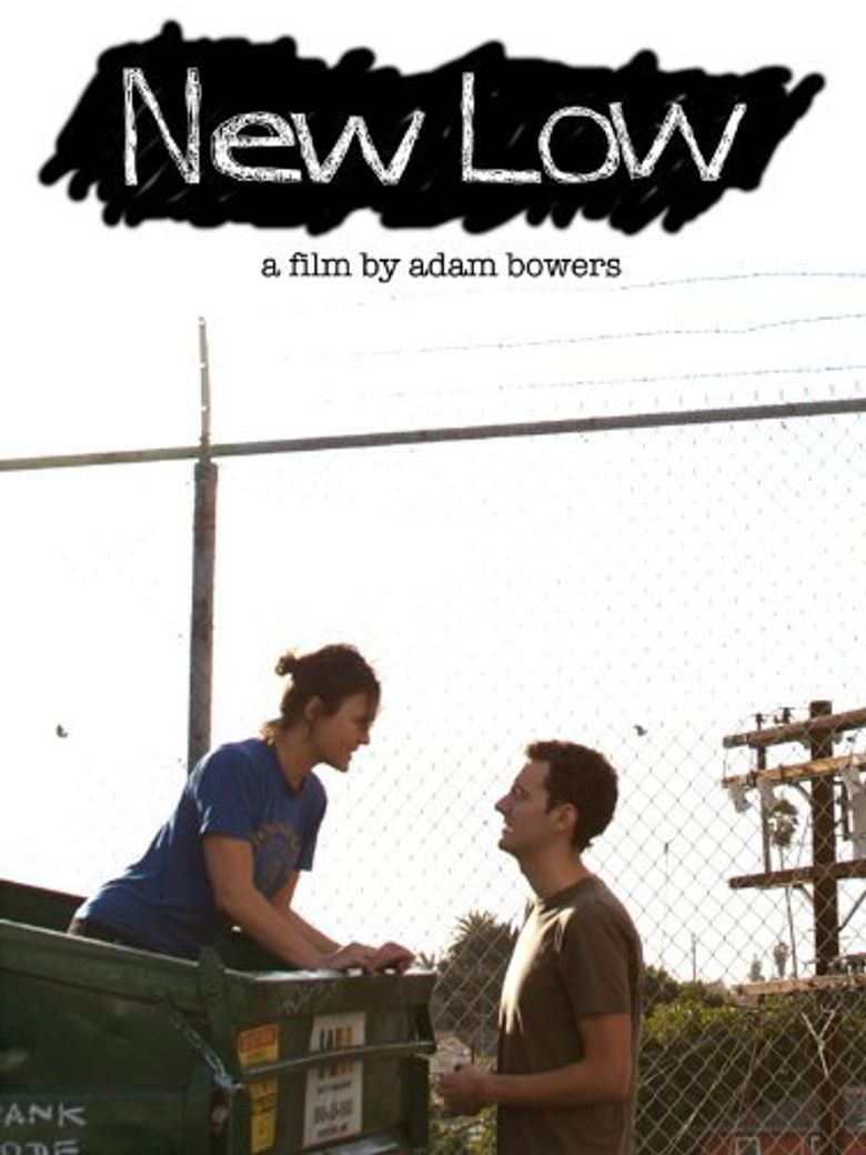 New Low Poster