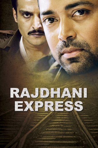 Rajdhani Express Poster