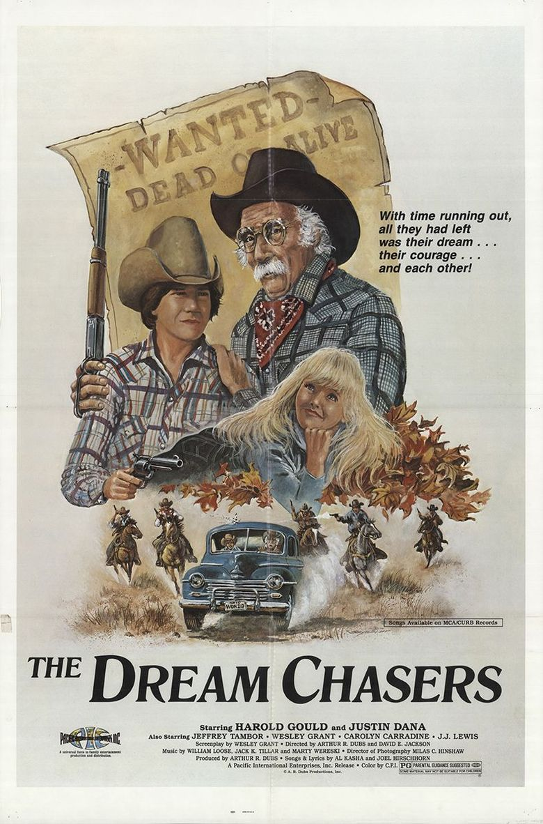 The Dream Chasers Poster