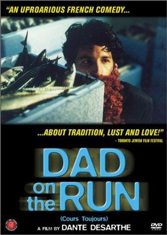 Dad on the run Poster
