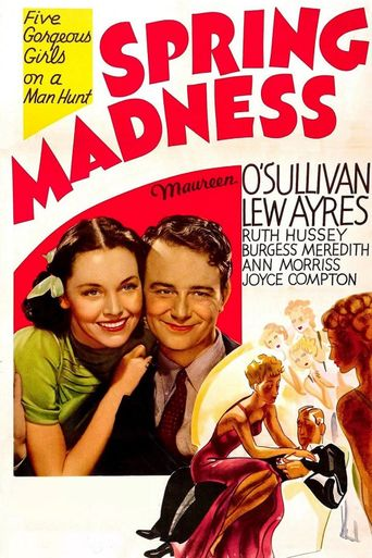 Spring Madness Poster