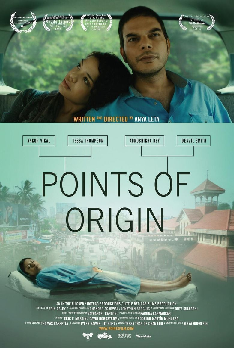 Points of Origin Poster