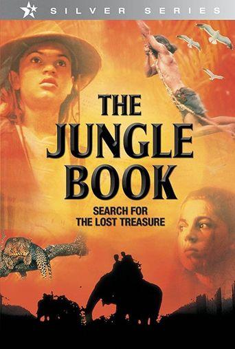 The Jungle Book: Search for the Lost Treasure Poster