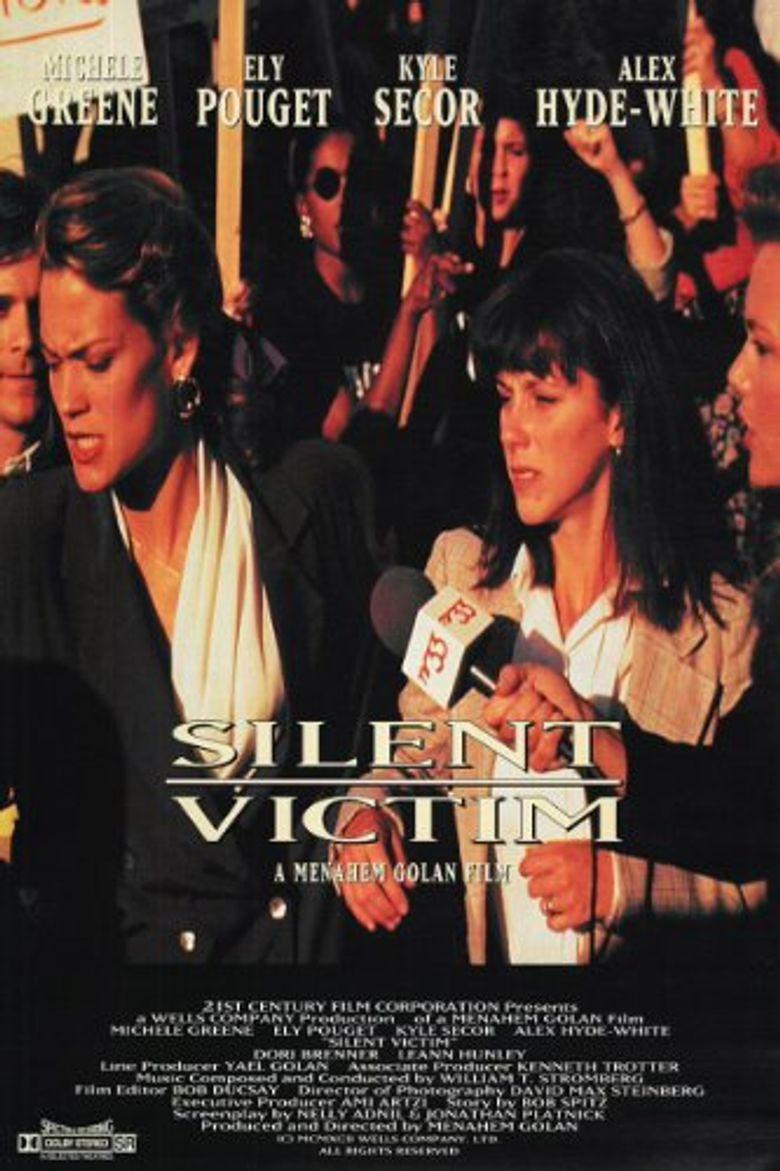 Silent Victim Poster
