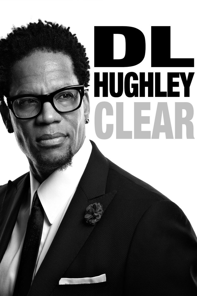 D.L. Hughley: Clear Poster