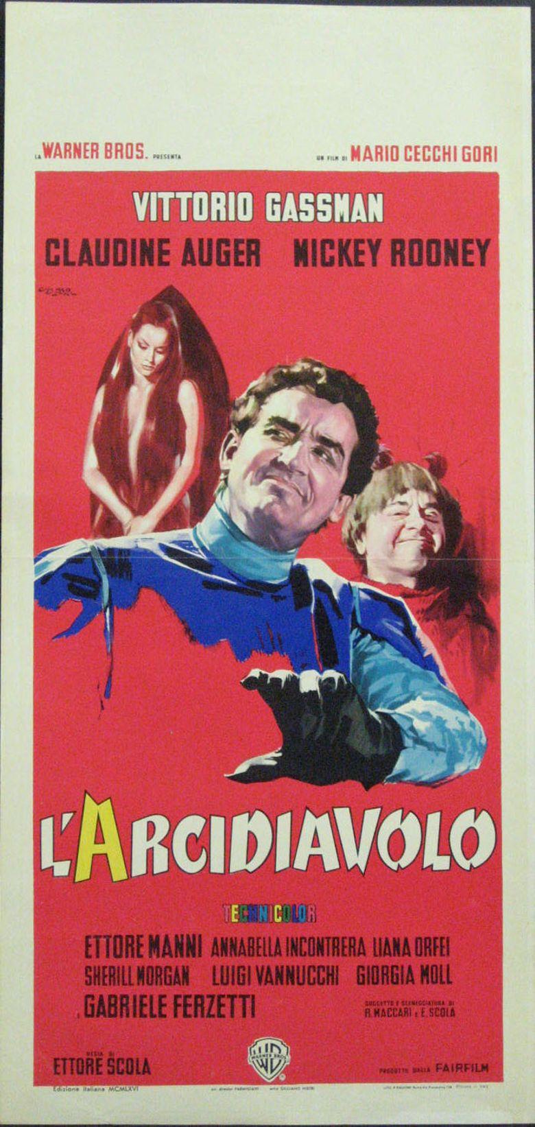 L'Arcidiavolo Poster