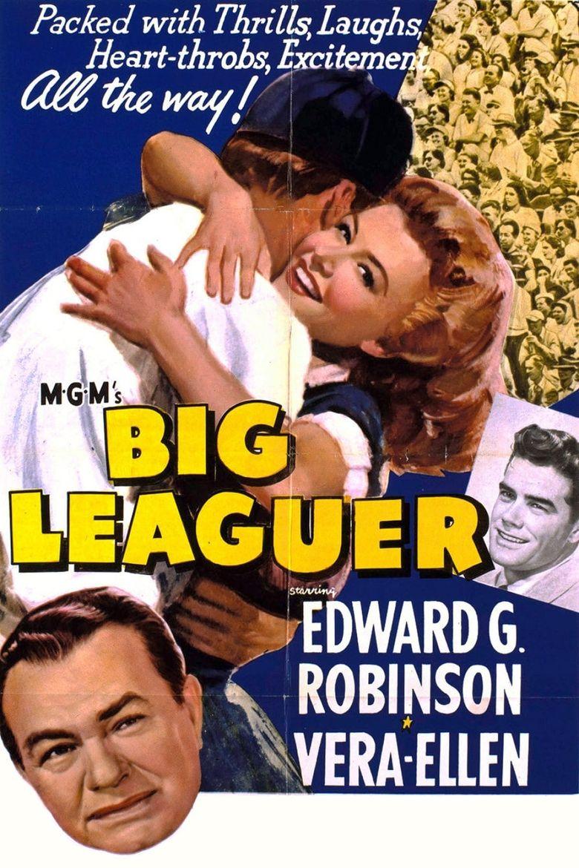 Big Leaguer Poster
