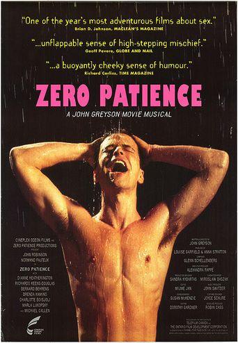 Zero Patience Poster