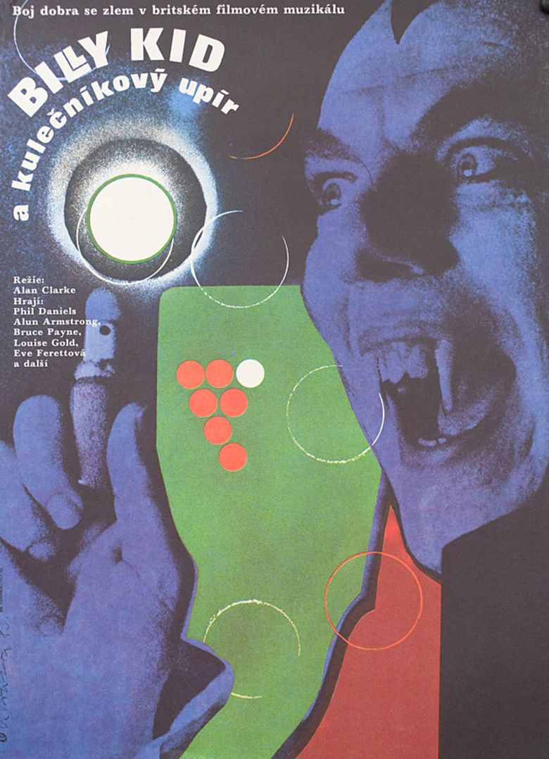 Billy the Kid and the Green Baize Vampire Poster