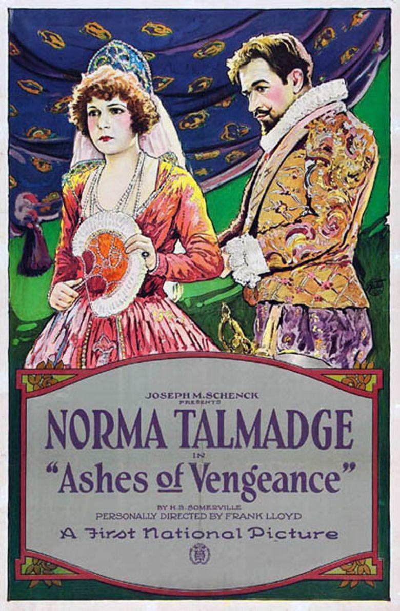 Ashes of Vengeance Poster