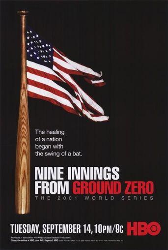 Nine Innings from Ground Zero Poster
