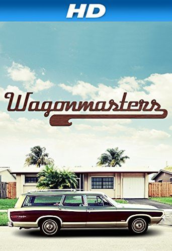 Wagonmasters Poster