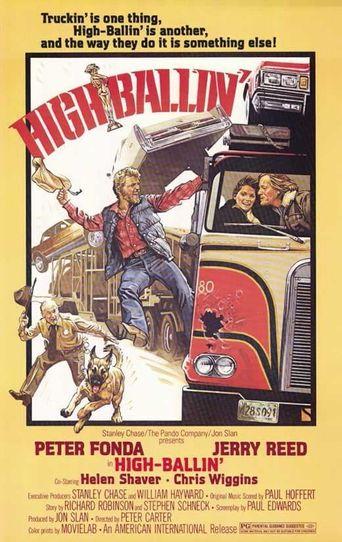 High Ballin' Poster