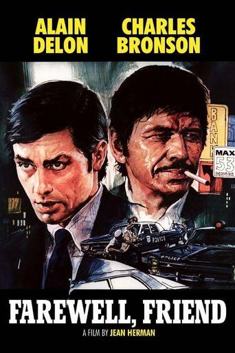 Farewell, Friend Poster